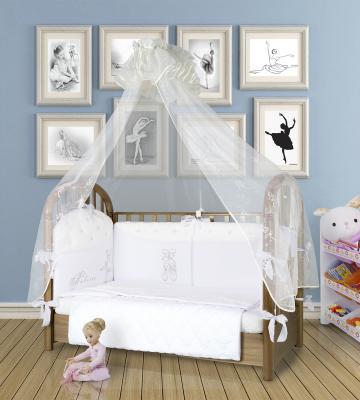 Сменное постельное белье Esspero Balette (white)