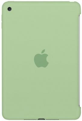 Чехол Apple Silicone Case для iPad mini 4 зеленый MMJY2ZM/A чехол книжка g case slim premium для apple ipad mini 4 темно синий