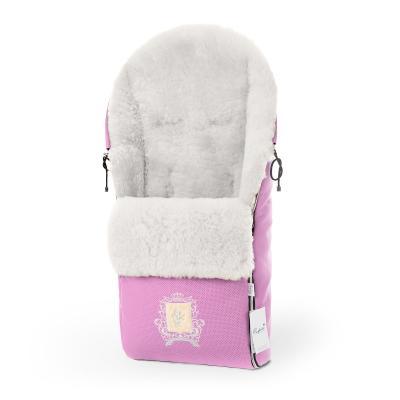 Конверт в коляску Esspero Queenly (pink)