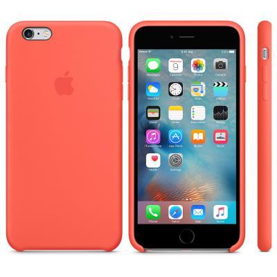 Чехол Apple Silicone Case для iPhone 6 iPhone 6S розовый MM6F2ZM/A