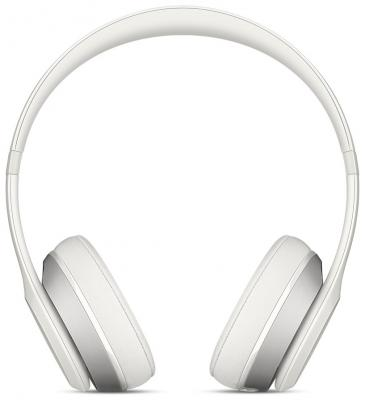Наушники Apple Beats Solo2 On-Ear Headphones белый MH8X2ZE/A