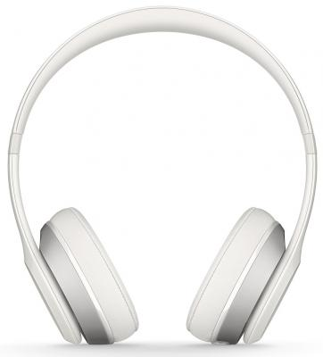 Наушники Apple Beats Solo2 Wireless Headphones белый MHNH2ZE/A