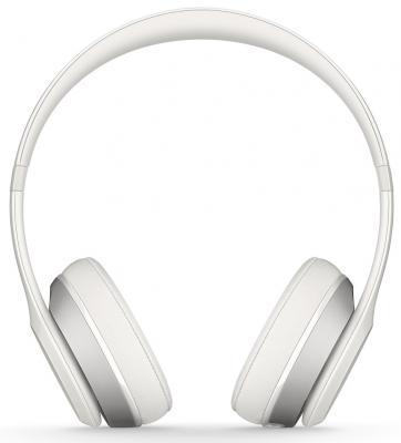 Наушники Apple Beats Solo2 Wireless Headphones белый MHNH2ZE/A