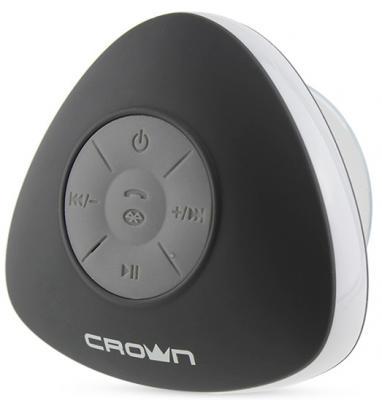 Портативная акустика Crown CMBS-302 черный CM000001354