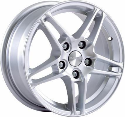 Диск Скад Турин Селена 6.5xR16 5x112 мм ET50 Селена диск legeartis concept vw511 6 5x16 5x112 et50 d57 1 bkf