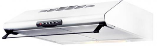Вытяжка подвесная Korting KHT 6330 W белый