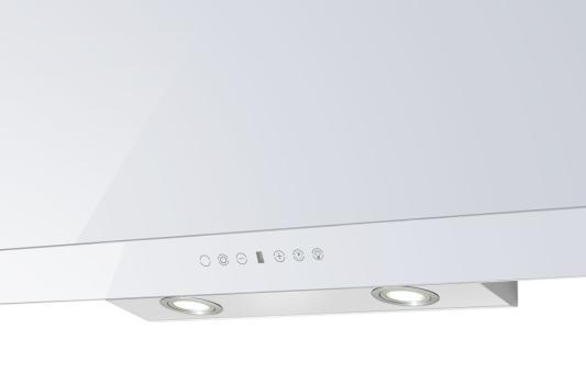 Вытяжка каминная Korting KHC 97070 GW белый вытяжка со стеклом korting khc 97070 gw