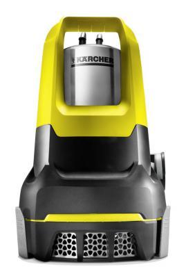Насос погружной Karcher SP 6 Flat Inox 14 куб. м/час 550 Вт 1.645-505.0 погружной бочечный насос karcher bp 1 barrel 1 645 460 0