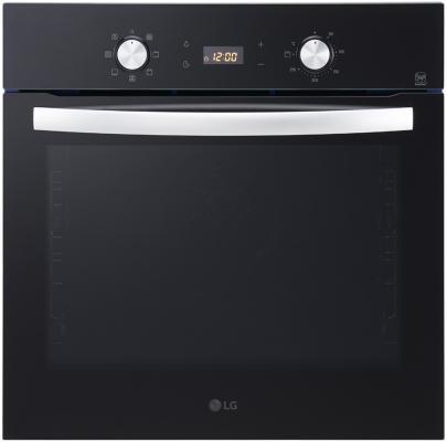 Электрический шкаф LG LB645129T1 черный