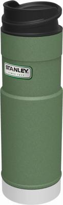 Термостакан Stanley Classic Mug 1-Hand 0.47л. темно-зеленый 10-01394-013