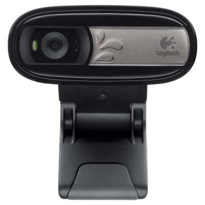 Веб-Камера Logitech WebCam C170 960-001066 цена и фото