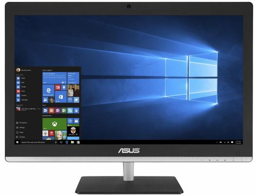 Моноблок 22 ASUS V220ICNK-BC007X 1920 x 1080 Intel Core i3-6100 4Gb 1Tb Nvidia GeForce GT 930M 2048 Мб Windows 10 черный 90PT01I1-M00430 ноутбук asus x751ldv ty140h 17 3 intel core i3 4030u 1 9 ghz 4gb 1tb hdd 90nb04i1 m02120