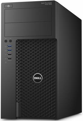 Системный блок DELL Precision 3620 MT Xeon E3-1225v5 3.3GHz 8Gb 1Tb HD P530 2Gb Win7Pro клавиатура мышь 3620-9464