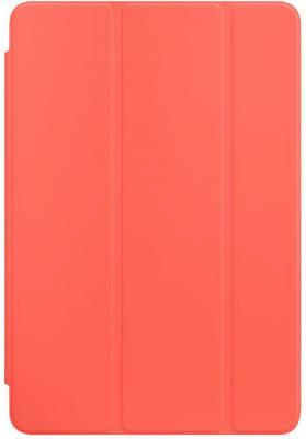 Чехол Apple Smart Cover для iPad Pro 9.7 оранжевый MM2H2ZM/A чехол apple leather sleeve для ipad pro 10 5 платиново серый mpu02zm a