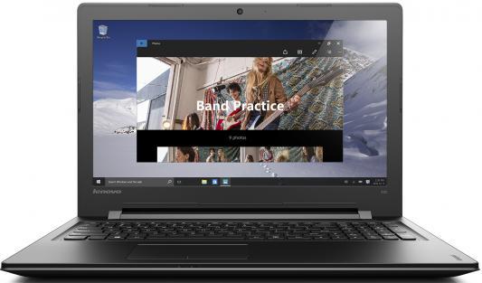 "Ноутбук Lenovo IdeaPad 300-15IBR 15.6"" 1366x768 Intel Celeron-N3060 80M300FHRK"