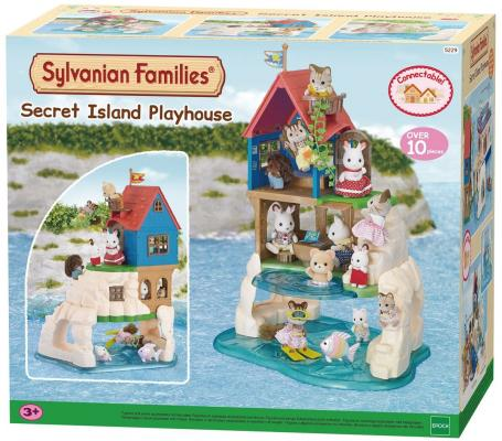 Игровой набор Sylvanian Families Домик на рифе 5229
