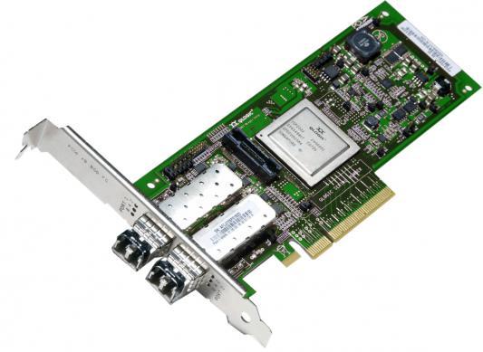 Адаптер Lenovo Emulex Dual Port PCI-e 8Gbps FC Host Bus 42D0494