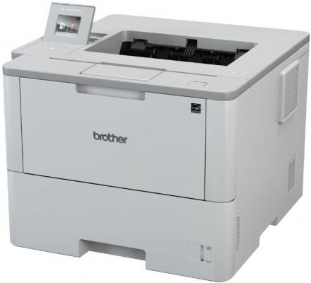 Принтер BrotherHL-L6400DWT ч/б A4 50ppm 1200x1200dpi Duplex Ethernet WiFi USB HLL6400DWTR1