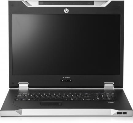 Консоль HP  LCD85001U RU Rackmount Console Kit AF643A