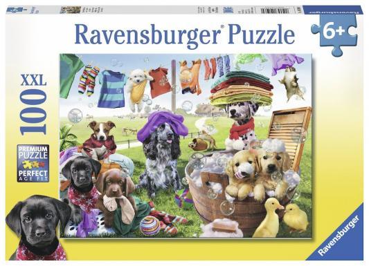 Пазл Ravensburger Красочный день стирки 100 элементов ravensburger пазл красочный день стирки xxl 100 деталей