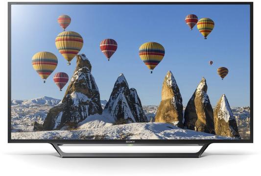 Телевизор SONY KDL-32WD603 черный жк телевизор sony kd 65zd9