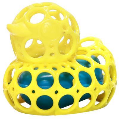 """Игрушка для купания для ванны Oball """"Уточка"""" 11 см"""