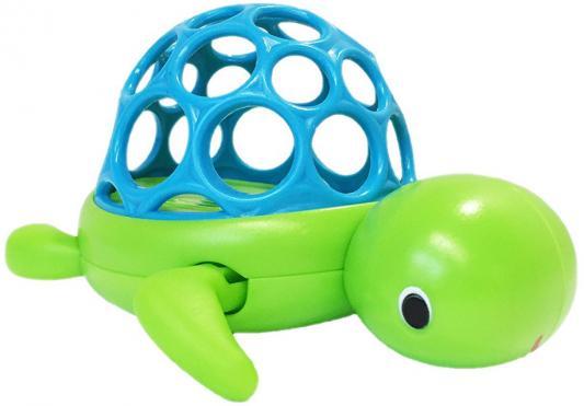 Игрушка для купания для ванны Oball Черепашка 13.2 см 10065 игрушки для ванной oball игрушка для ванны уточка желтая