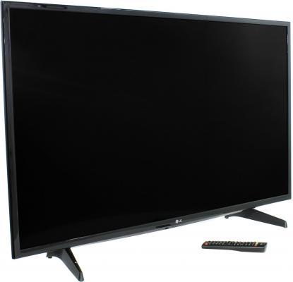 Телевизор LG 43LH513V черный