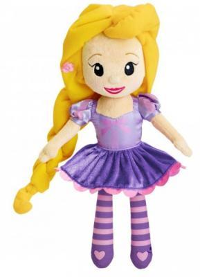 """Мягкая игрушка Chicco Принцессы Disney """"Волшебные мелодии"""" - Рапунцель (звук) текстиль 35 см 8058664041756"""