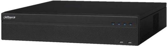 Видеорегистратор сетевой Dahua DHI-NVR5864-4KS2 3840x2160 8хHDD 6Тб HDMI VGA до 64 каналов видеорегистратор сетевой dahua dhi nvr4816 4ks2 8хhdd 6тб hdmi vga до 16 каналов