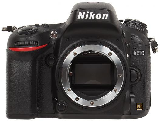 "Зеркальная фотокамера Nikon D610 F3.5-4.5, 24.7Mp, 3.15"" ISO25600"