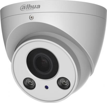 """Камера IP Dahua DH-IPC-HDW2220RP-Z CMOS 1/2.8"""" 1920 x 1080 H.264 MJPEG RJ-45 LAN PoE белый"""