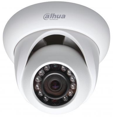 """Камера IP Dahua DH-IPC-HDW1220SP-0360B CMOS 1/2.7"""" 1920 x 1080 H.264 MJPEG RJ-45 LAN PoE белый"""
