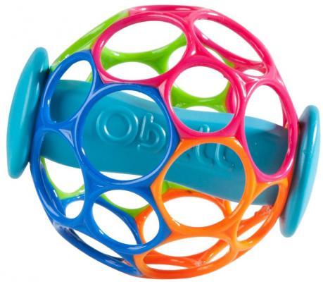 Игрушка для купания для ванны Oball с поплавком 10246 10 см игрушки для ванной oball игрушка для ванны уточка желтая