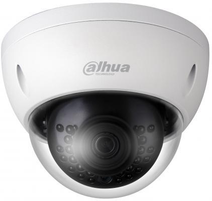 Камера IP Dahua DH-IPC-HDBW1320EP-0280B CMOS 1/3'' 2048 x 1536 H.264 MJPEG RJ-45 LAN PoE белый