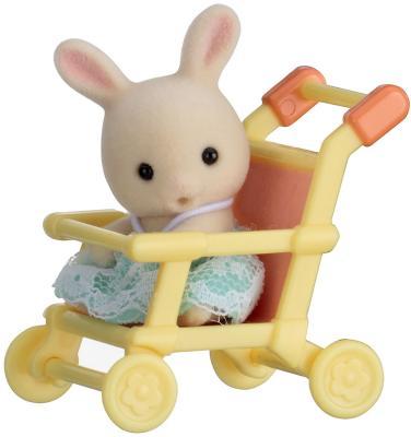 Игровой набор SYLVANIAN FAMILIES Кролик в коляске 2 предмета 5200