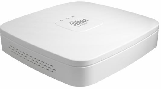 Видеорегистратор сетевой Dahua DHI-NVR1104 1хHDD 4Тб HDMI VGA до 4 каналов