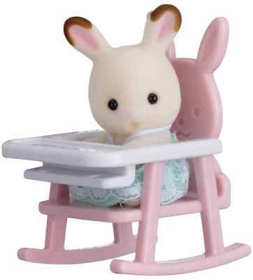 Игровой набор SYLVANIAN FAMILIES Кролик в детском кресле 2 предмета 5197