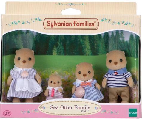 ������� ����� Sylvanian Families ����� ������� ������ 4 �������� 4797
