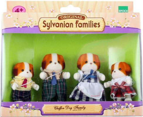 Игровой набор Sylvanian Families Семья Собачек 4 предмета 3139
