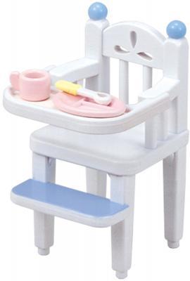 Игровой набор SYLVANIAN FAMILIES Стульчик для кормления малыша 5 предметов 5221