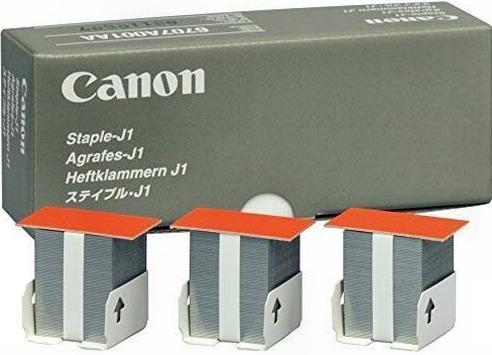 Комплект скрепок Canon Staple Cartridge-J1 6707A001