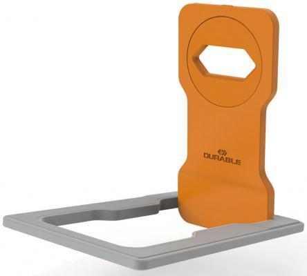 Держатель Durable для VARICOLOR оранжевый 7735-09 durable varicolor orange держатель для мобильного телефона