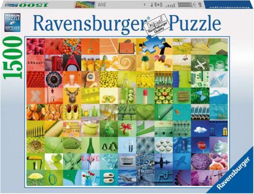 Пазл Ravensburger 99 красивых цветов 1500 элементов пазлы ravensburger пазл приключения немо 2х24 элементов