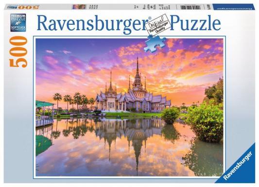 Пазл Ravensburger Закат Ват Тай 500 элементов 14649