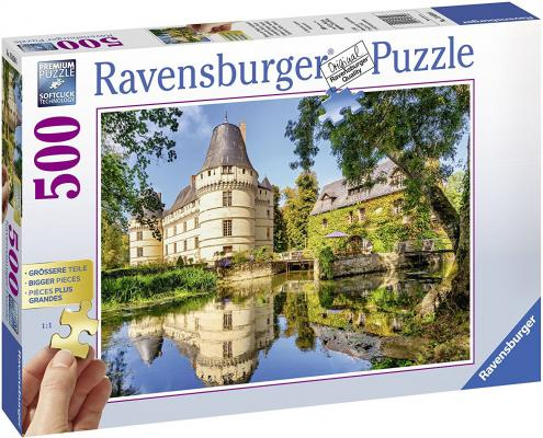 Пазл Ravensburger Замок Ислетт, Франция 500 элементов 13650