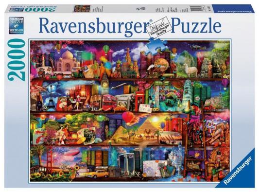 Пазл Ravensburger Книжный мир 2000 элементов