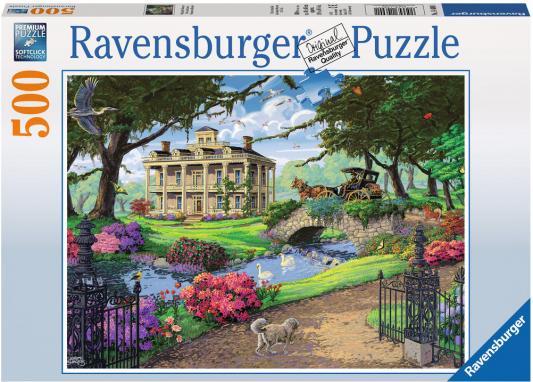 Пазл Ravensburger Посещение особняка 500 элементов 14690 рюкзак david jones david jones da919bwcnrp8