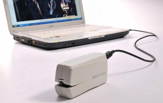 Степлер KW-trio 5392 электрический до10 листов на 4-х батарейках АА + miniUSB 100 скоб цена