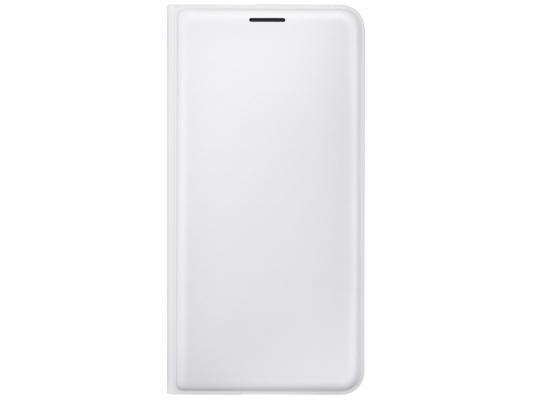 Чехол флип-кейс Samsung для Samsung Galaxy J5 Flip Wallet белый EF-WJ510PWEGRU